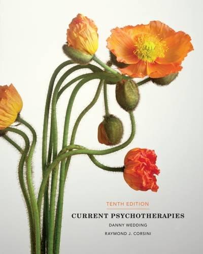 9781285083711: Current Psychotherapies