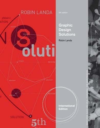 9781285085180: Graphic Design Solutions, International Edition