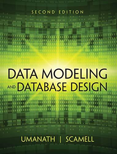9781285085258: Data Modeling and Database Design