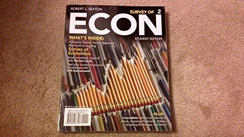 SURVEY OF ECON-TEXT: Sexton, Robert L.