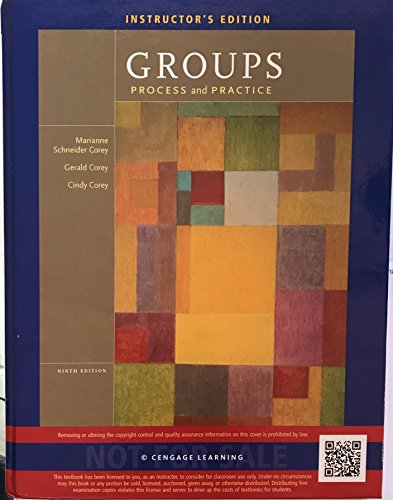 9781285087870: Groups: Process and Practice