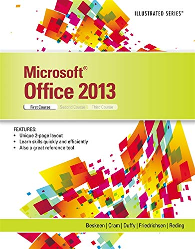 9781285088457: Microsoft Office 2013: Illustrated Introductory, First Coursem Spiral bound Version