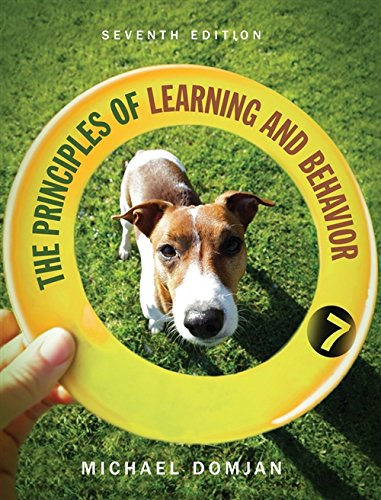 The Principles of Learning and Behavior: Domjan, Michael P.