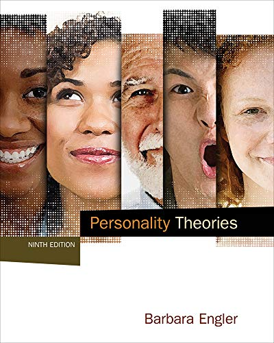 Personality Theories: Engler, Barbara