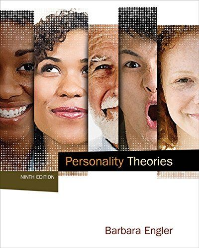 Personality Theories (Cengage Advantage Books): Engler, Barbara