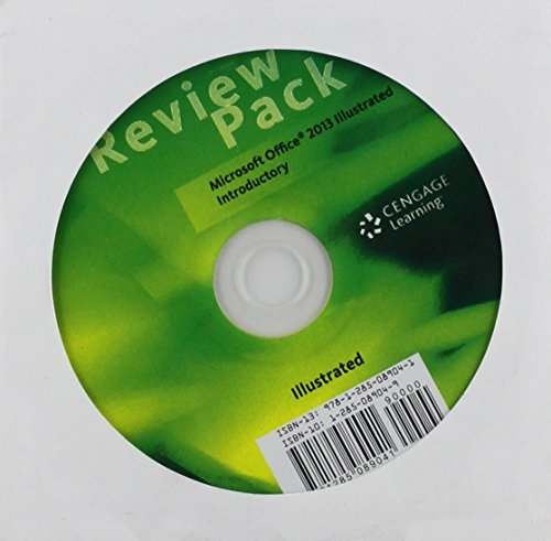 Review Pack: Microsoft Office 2013: Illustrated Introductory,: David W Beskeen