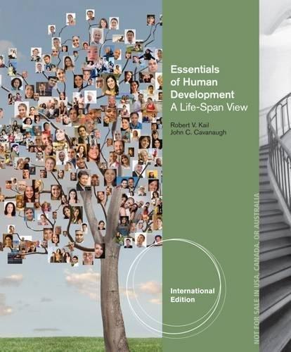 9781285089737: Essentials of Human Development: A Life-Span View, International Edition