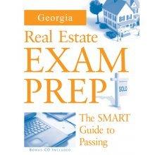 9781285089775: GEORGIA REAL ESTATE EXAM PREP:SMART GUIDE TO PASSING