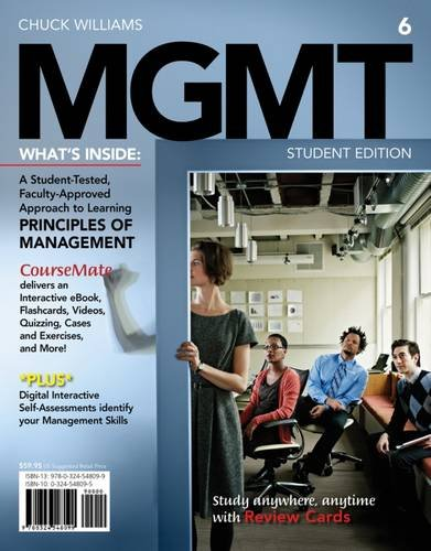 9781285091075: MGMT 6 (with Career Transitions Printed Access Card) (New, Engaging Titles from 4LTR Press)