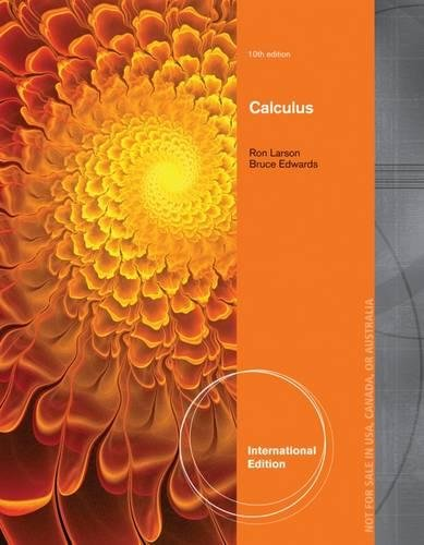 9781285091082: Calculus (International Edition)