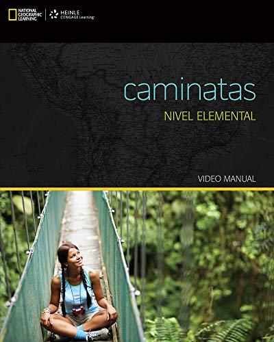 Caminatas Video Manual (with DVD: Nivel elemental): Heinle