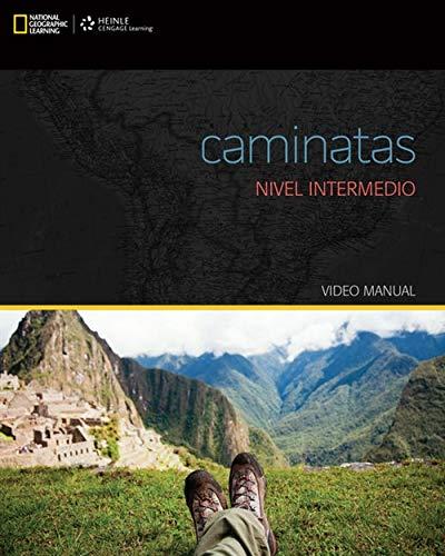 9781285091792: CAMINATAS: Nivel intermedio with DVD (World Languages)