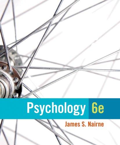 9781285092263: Psychology