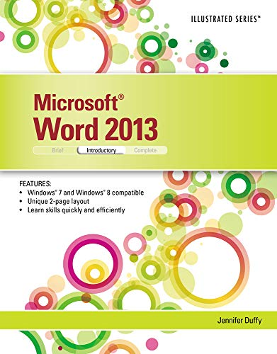9781285093123: Microsoft Word 2013: Illustrated Introductory