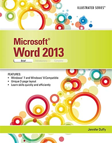 9781285093130: Microsoft Word 2013: Illustrated Brief