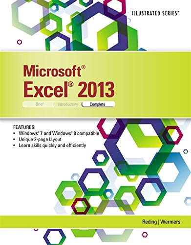 9781285093192: Microsoft Excel 2013: Illustrated Complete