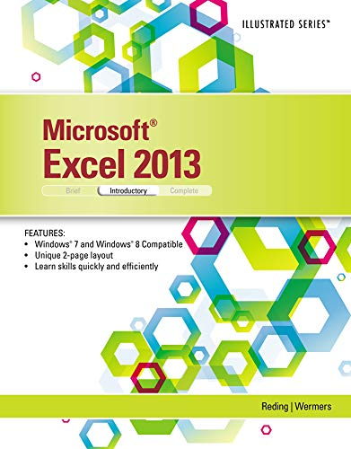 9781285093208: Microsoft Excel 2013: Illustrated Introductory