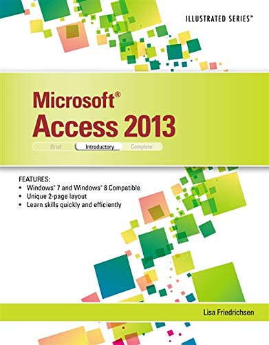9781285093284: Microsoft Access 2013: Illustrated Introductory
