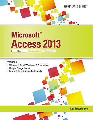 9781285093291: Microsoft Access 2013: Illustrated Brief