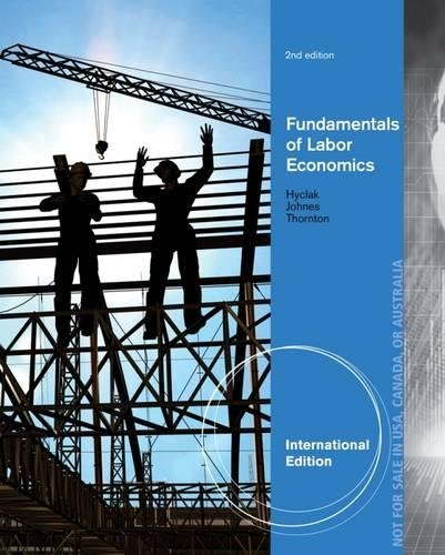 9781285094229: Fundamentals of Labor Economics