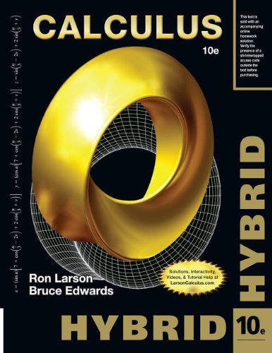 9781285095004: Calculus, Hybrid (with Enhanced WebAssign Homework and eBook LOE Printed Access Card for Multi Term Math and Science)