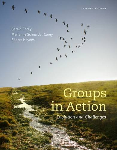 9781285095059: Groups in Action: Evolution and Challenges (with Workbook, CourseMate with DVD, 1 term (6 months) Printed Access Card) (HSE 112 Group Process I)