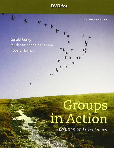 9781285095073: DVD for Groups in Action: Evolution and Challenges