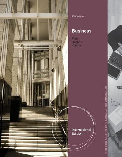 9781285095158: Business. by William Pride