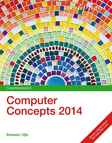 9781285096926: New Perspectives on Computer Concepts 2014: Comprehensive