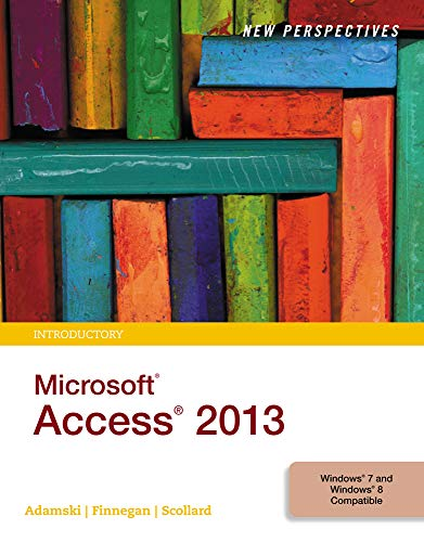 9781285099217: New Perspectives on Microsoft Access 2013, Introductory