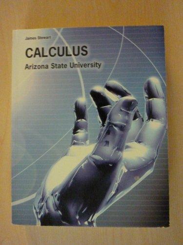 9781285100715: Calculus Arizona State University