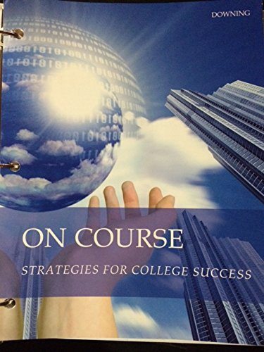 "CPD 150 ""Strategies for College Success"" -: Downing, Skip"