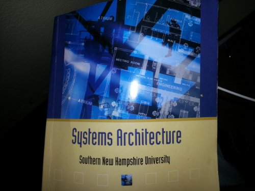 System Architecture, 6th Edition (Southern New Hampshire University): Stephen D. Burd