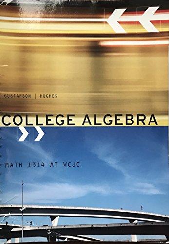9781285110677: Bndl: ACP Wcjc College Algebra (Math 1314), 11th Edition