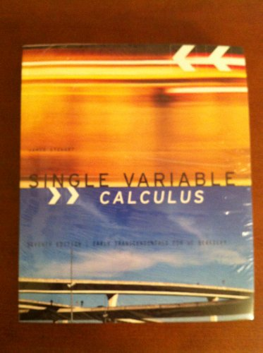 9781285112848: Single Variable Calculus: Early Transcendentals for UC Berkeley