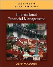 9781285113241: International Financial Management, Abridged Edition 10th (tenth) edition Text Only