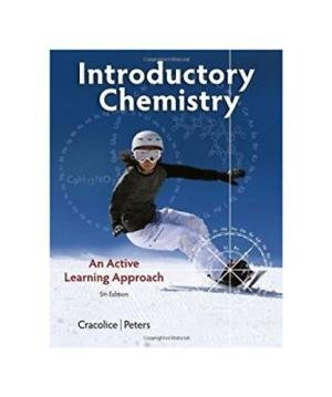 9781285114057: Introductory Chemistry: An Active Learning Approach, Special 5th Edition, Cleveland State University