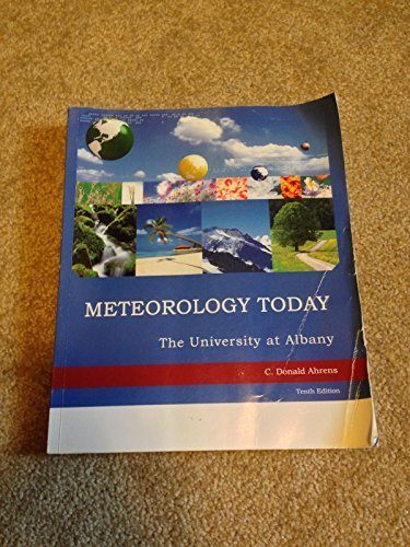 9781285114163: Meteorology Today (Custom Edition for The University at Albany)