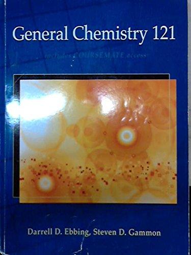 9781285114750: General Chemistry 121 -- WWU Edition