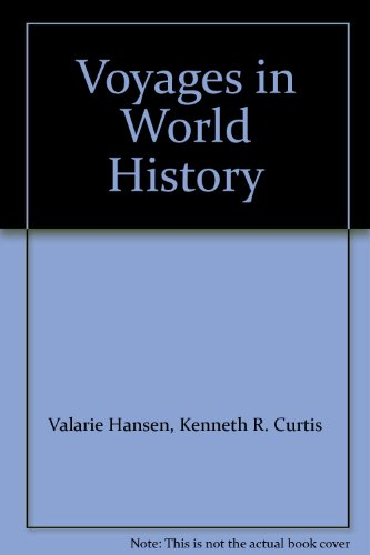 9781285118383: Voyages in World History