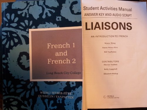 French 1 and French 2 (Long Beach: Wynne Wong, Stacey
