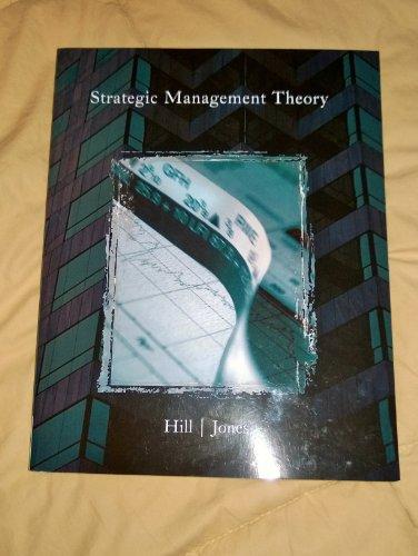 9781285118581: Strategic Management Theory