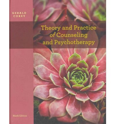 9781285119373: [ THEORY AND PRACTICE OF COUNSELING AND PSYCHOTHERAPY ] by Corey, Gerald ( Author ) [ Mar- 02-2012 ] [ Paperback ]