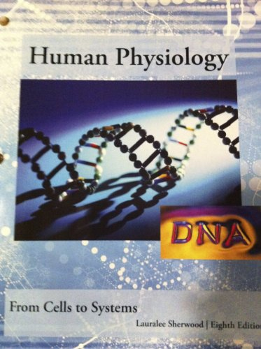 9781285119403: Human Physiology: From Cells to Systems