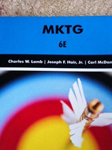 9781285119847: MKTG