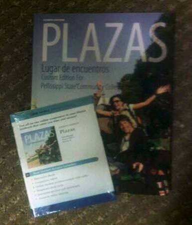 9781285125749: PLAZAS 4th edition -custom edition for Pellissippi Community College