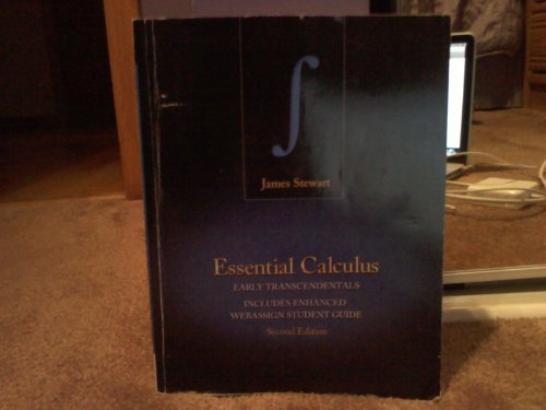 9781285126562: ESSENTIAL CALCULUS:EARLY W/SG> CUSTOM<