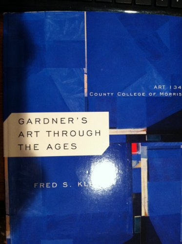 9781285128436: Gardner's Art Through the Ages (ART134: County College of Morris)