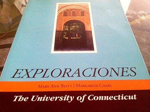 9781285137438: Exploraciones