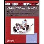 9781285143880: Organizational Behavior >Custom< · 3rd 12